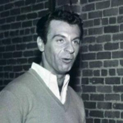 Author Mort Sahl