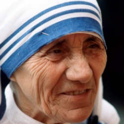Author Mother Teresa