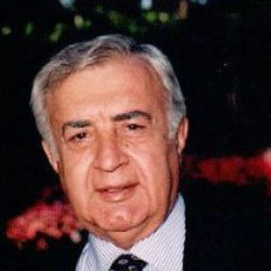 Author Moustapha Akkad