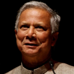 Author Muhammad Yunus