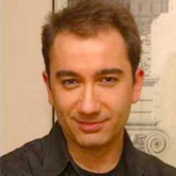 Author Mustafa Akyol