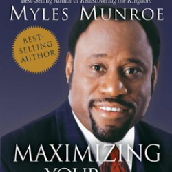 Author Myles Munroe