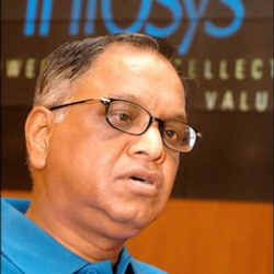 Author N. R. Narayana Murthy