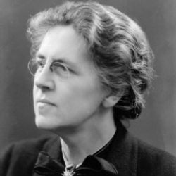 Author Nadia Boulanger