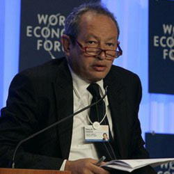 Author Naguib Sawiris