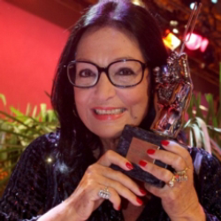 Author Nana Mouskouri