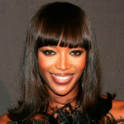 Author Naomi Campbell