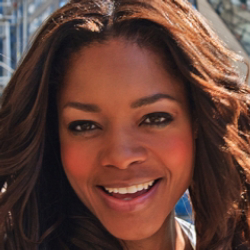 Author Naomie Harris