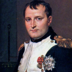 Author Napoleon Bonaparte