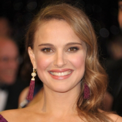 Author Natalie Portman