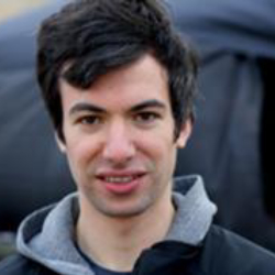 Author Nathan Fielder