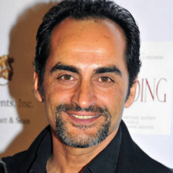 Author Navid Negahban