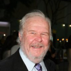 Author Ned Beatty