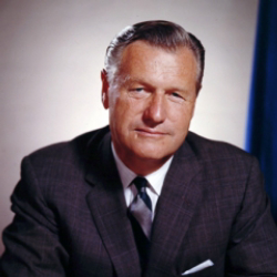 Author Nelson Rockefeller