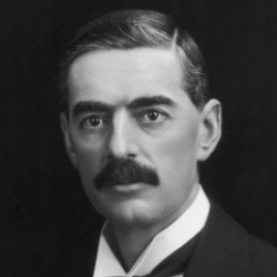 Author Neville Chamberlain