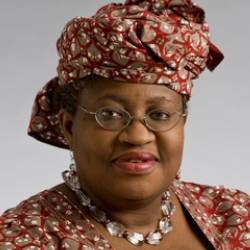 Author Ngozi Okonjo-Iweala