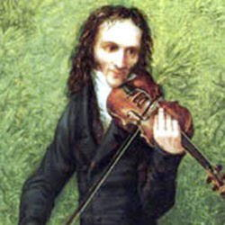 Author Niccolo Paganini