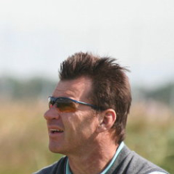 Author Nick Faldo