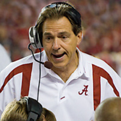 Author Nick Saban