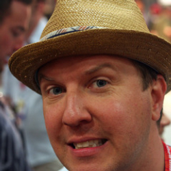 Author Nick Swardson