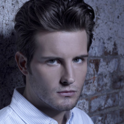 Author Nico Tortorella