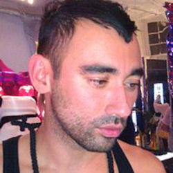 Author Nicola Formichetti