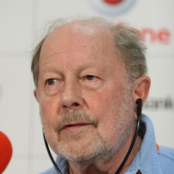 Author Nicolas Roeg