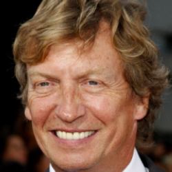 Author Nigel Lythgoe