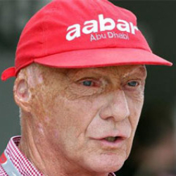 Author Niki Lauda