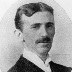 Author Nikola Tesla