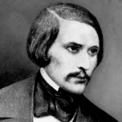 Author Nikolai Gogol