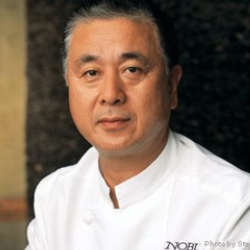 Author Nobu Matsuhisa