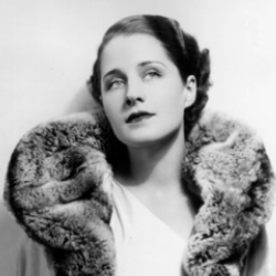Author Norma Shearer