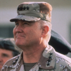 Author Norman Schwarzkopf