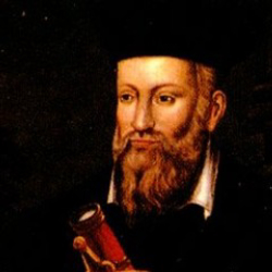 Author Nostradamus