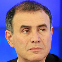 Author Nouriel Roubini