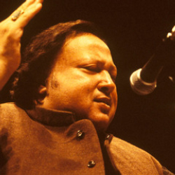 Author Nusrat Fateh Ali Khan