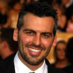 Author Oded Fehr
