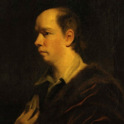 Author Oliver Goldsmith