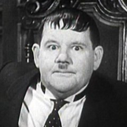 Oliver Hardy Quotations (7 Quotations) | QuoteTab