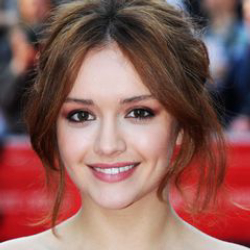 Author Olivia Cooke