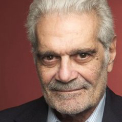 Author Omar Sharif