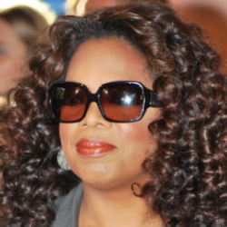 Author Oprah Winfrey