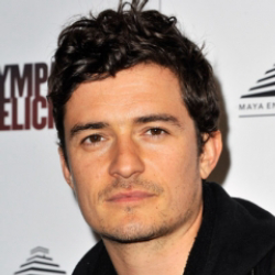 Author Orlando Bloom