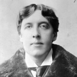 Author Oscar Wilde