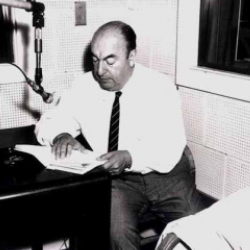 Author Pablo Neruda