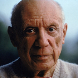 Author Pablo Picasso