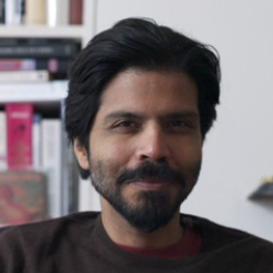 Author Pankaj Mishra