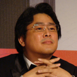 Author Park Chan-wook