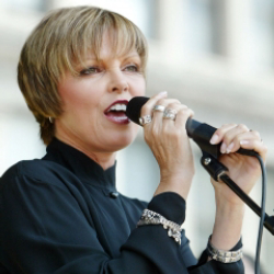 Author Pat Benatar